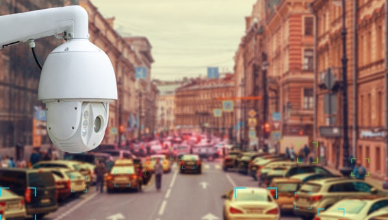 Vidéosurveillance en ville