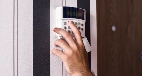 Alarme d'appartement : le point