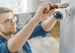 Quelles sont les alarmes maison sans fil avec caméra ?